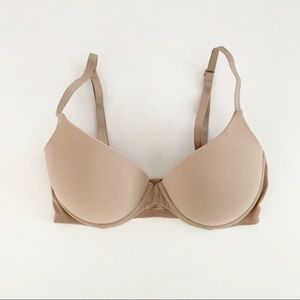 CK | PERFECTLY FIT FRONT CLOSURE PUSH-UP TEE BRA